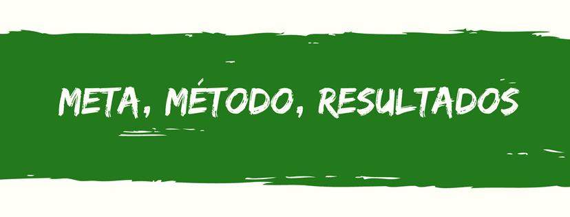 meta e método