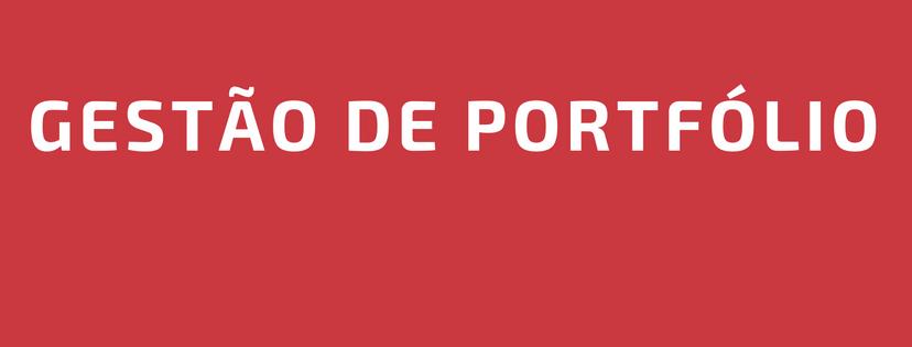 Gerenciamento de Portfólio de Projetos