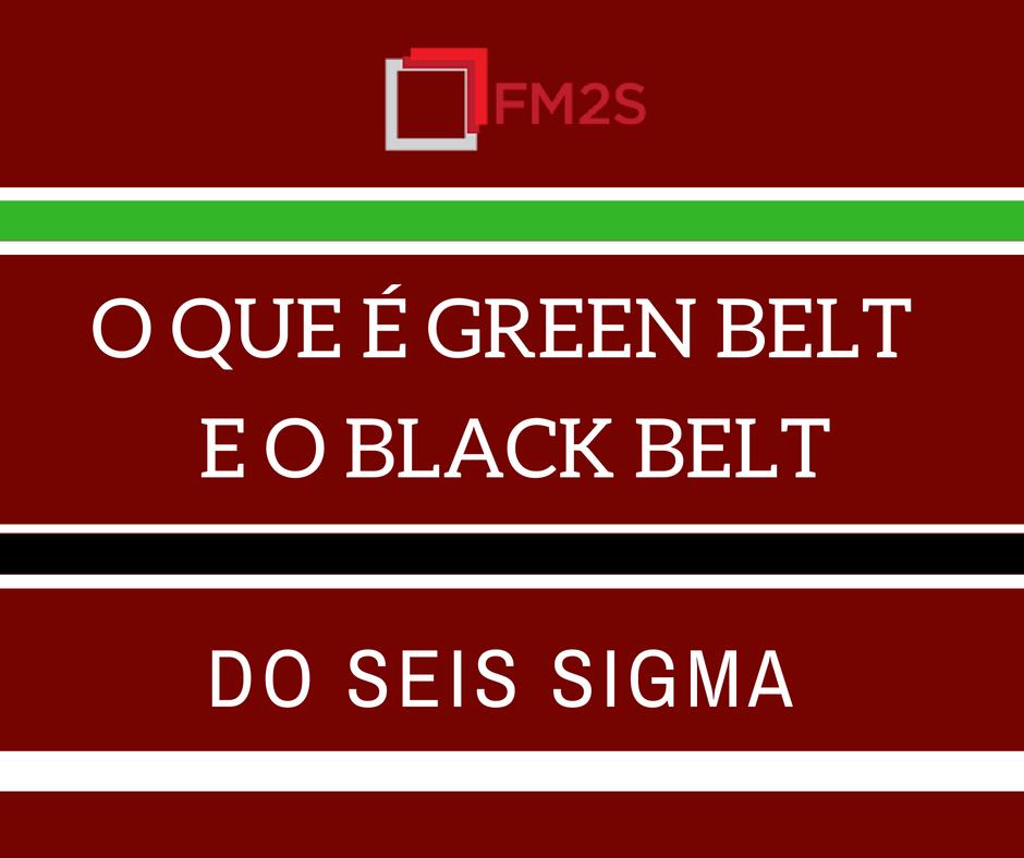 o que são green belt