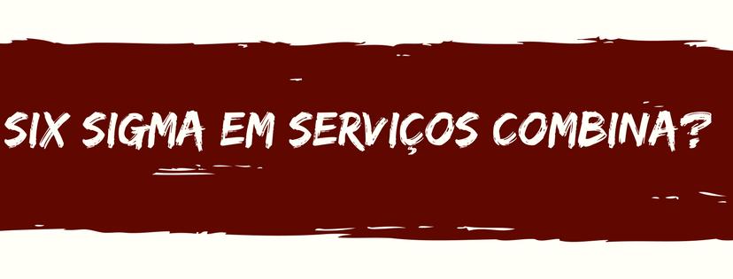 six sigma para serviços