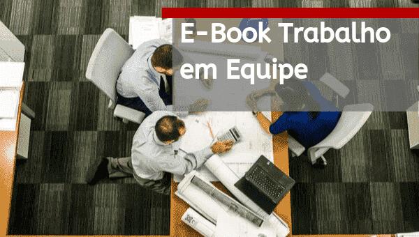 trabalho em equipe ebook COMO FAZER UM POP DE MANUTENÇÃO