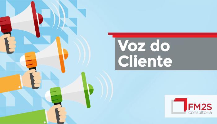 Como ouvir a voz do cliente?