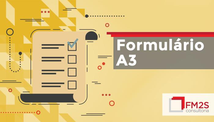 Formulário A3