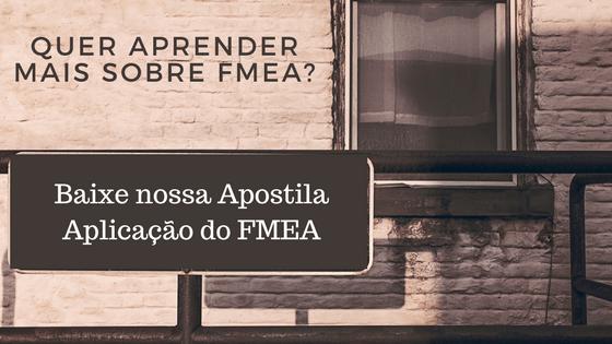 Aplicação do FMEA