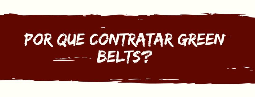 contratar green belts