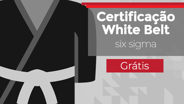 White Belt Lean Six Sigma wcm