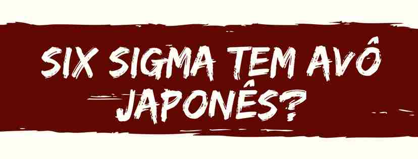 Six Sigma, Motorola e o Japão