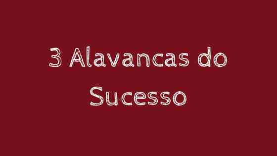 alavancas do sucesso empresarial