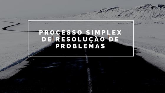 processo simplex
