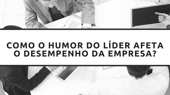 humor e liderança