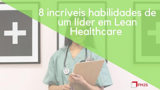 lider em lean healthcare
