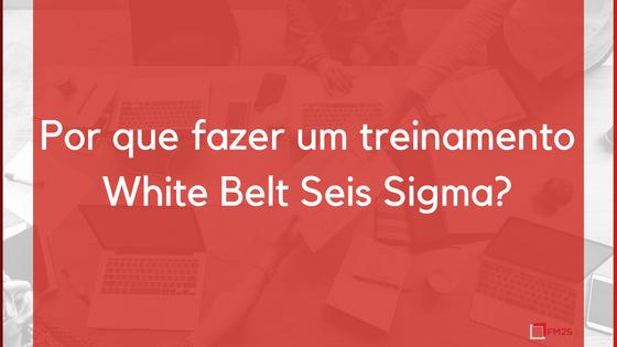 Saiba os principais projetos Seis Sigma para Black Belts