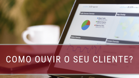 Voz do Cliente Marketing