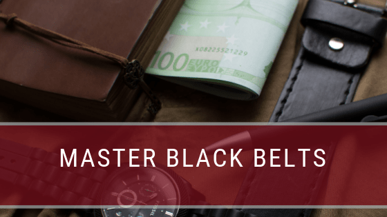 master black belts