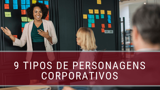 personagens corporativos