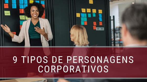 personagens corporativos