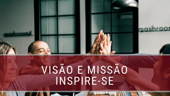 visão e missão