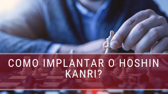 implantação do Hoshin Kanri e BSC
