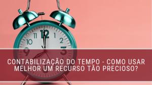 contabilização do tempo