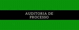 auditoria de processos