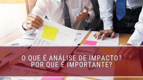 análise de impacto