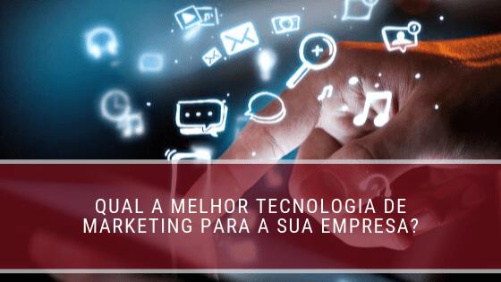 tecnologia de marketing