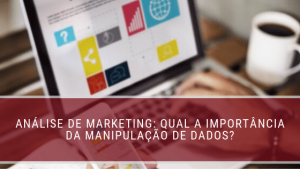 análise de marketing