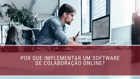software de colaboração online