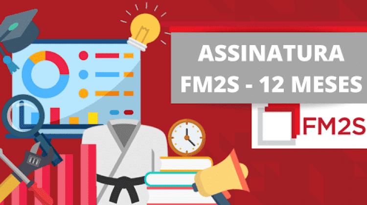 Assinatura FM2S vencer paradigma