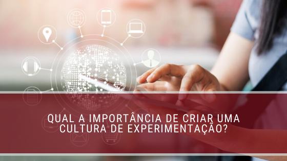 cultura de experimentação