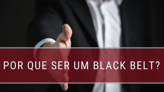 Black Belt certificação
