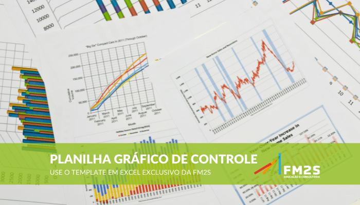 Planilha Gráfico de Controle