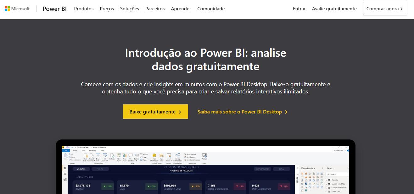 Power BI Desktop 2