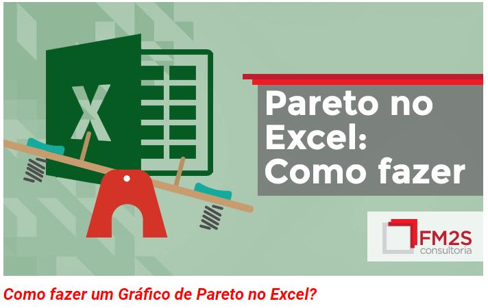 Pareto no Excel