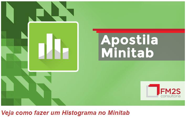 Apostila Minitab