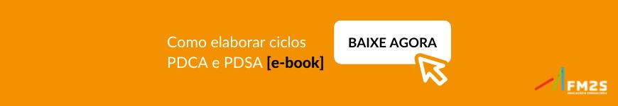 E-book Ciclo PDCA e PDSA