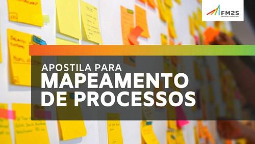 Apostila Mapeamento de Processos