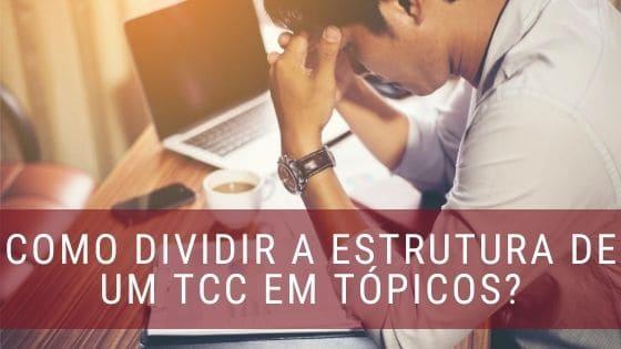 Tópicos de um TCC
