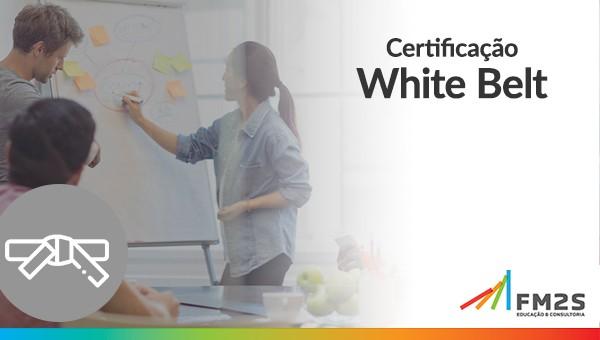 Certificação White Belt
